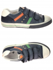 chaussures basses little david 12013067 bleu