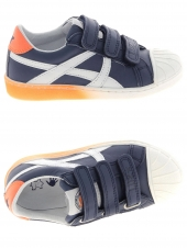 chaussures basses little david novac l bleu
