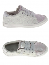 chaussures basses little david palm rose