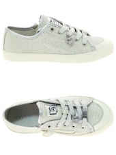 chaussures en toile little david nell 2 blanc