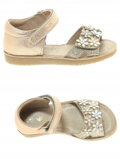 nu-pieds little david linette beige