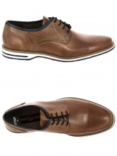 chaussures casual lloyd detroit marron