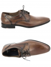 chaussures de style casual lloyd osmond placido marron