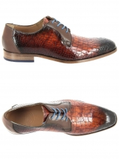 derbies lorenzi 9589 marron