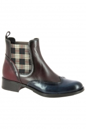 bottines de ville luis gonzalo 4925 marron