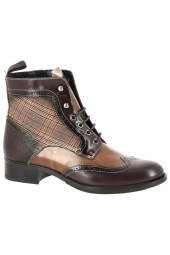bottines de ville luis gonzalo 4927m marron