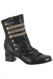 bottines de ville mam'zelle musco noir