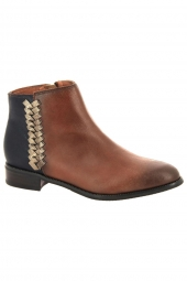 bottines de ville mam'zelle sologne marron