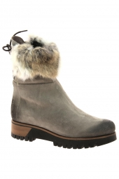 bottes fourrees manas design 10180 my taupe