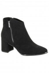 bottines marco tozzi 25015-001 noir