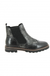 bottines casual marco tozzi 25422-229 gris