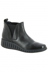 bottines casual marco tozzi 25812-002 noir