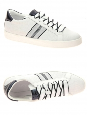 chaussures plates marco tozzi 23702-128 blanc