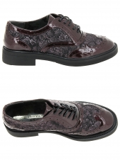 chaussures plates maria mare 61898 bordeaux