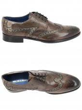 derbies melvin & hamilton henry18 marron