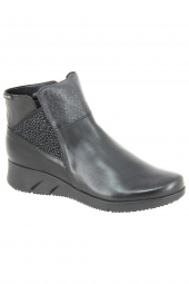 bottines casual mephisto marylene noir