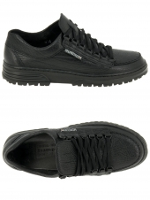 chaussures de style casual mephisto cruiser noir