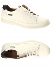 chaussures de style casual mephisto thomas blanc