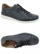 chaussures de style casual mephisto thomas bleu