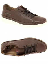 chaussures de style casual mephisto thomas marron