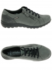 chaussures plates mephisto camilia g gris