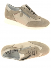 chaussures plates mephisto mobils donia gris