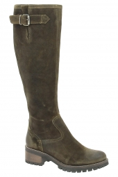 bottes fashion minka netty marron