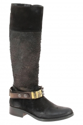 bottes fashion mlv 362-3073 marron