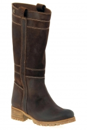 bottes fashion mtng 16316 marron