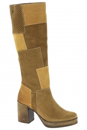 bottes fashion mtng 97161 marron