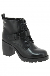 bottines fashion mtng 50117 noir
