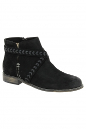 bottines fashion mtng 51150 noir