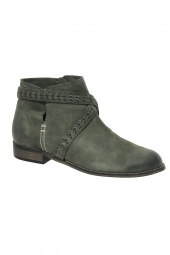 bottines fashion mtng 51150 vert