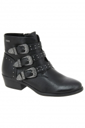 bottines fashion mtng 55524 noir