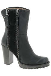 bottines fashion mtng 94176 noir