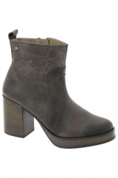 bottines fashion mtng 94598 marron
