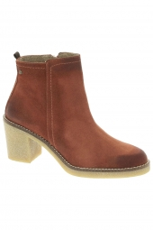 bottines fashion mtng 97110 rouge