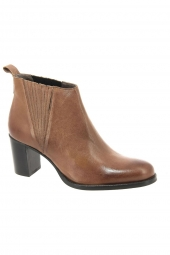bottines de ville muratti t0377p or/bronze