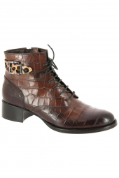 bottines fashion muratti abygael or/bronze