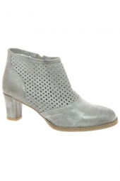 bottines d'ete myma 2223my argent