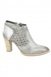 bottines d'ete myma 2913my gris