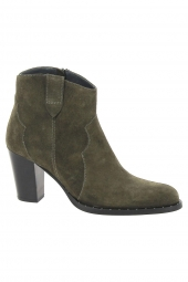 bottines fashion myma 2731my vert