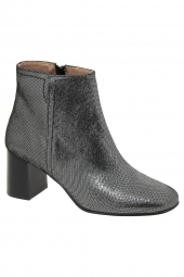 bottines fashion ngy bardo gris