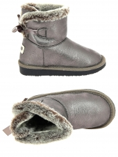 bottes fourrees osito by conguitos his 14032 gris