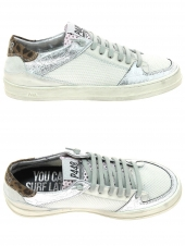 baskets mode p448 queens blanc