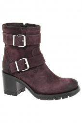 bottines fashion paoyama kulty bordeaux
