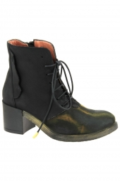 bottines fashion papucei ceco noir