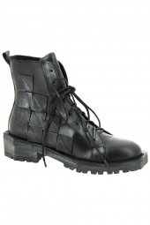 bottines fashion papucei mei noir