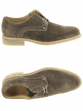 chaussures de style casual paraboot doubs marron