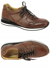 derbies paraboot play marron
